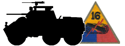 16th Armored division (reenacted)